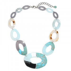 Necklace Small Circles Parade