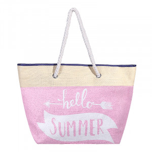 Beach Bag Hello Summer