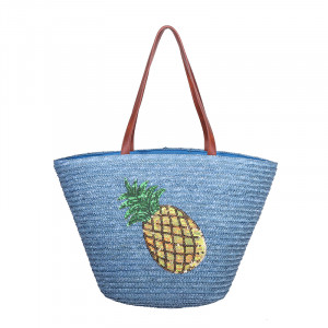 Beach Bag Pineapple