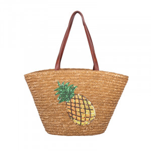 Strandtas Pineapple