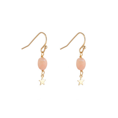 Earrings Starstone