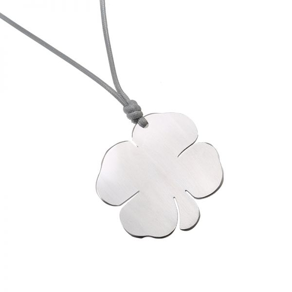 Necklace Happy Clover