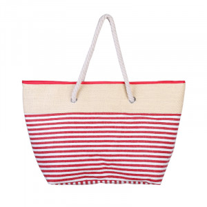 Strandtas Stripes