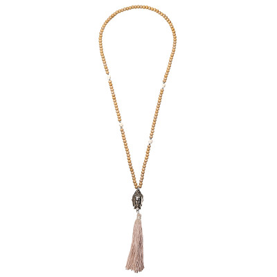 Necklace Bohemian Buddha