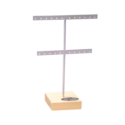 Display T Shaped Oorbellen