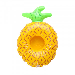 Aufblasbarer Cup Holder Sweet Pineapple