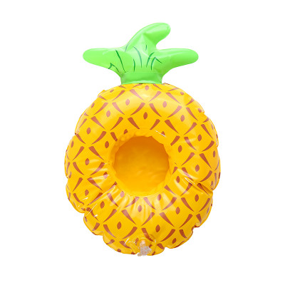 Inflatable Cup Holder Sweet Pineapple