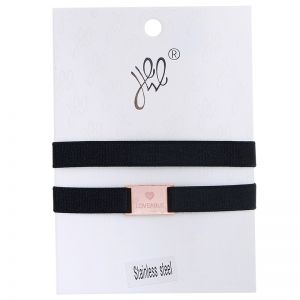 Ketting Choker Loveable