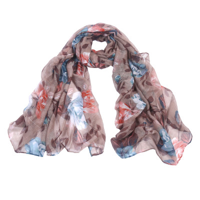 Scarf Sweet Roses