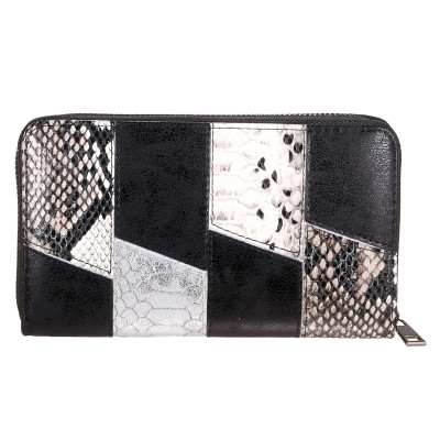 Wallet Snake Patchwork