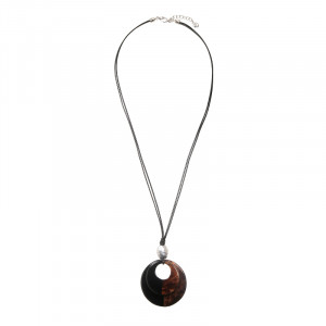 Necklace Brave Circle