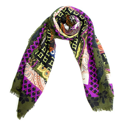 Scarf Deep Forest
