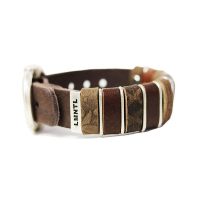 Armband Leather Pieces