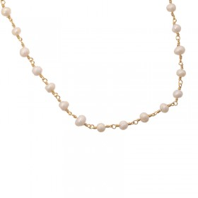 Kette Chain of Pearls