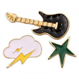 Pins Rock & Thunder