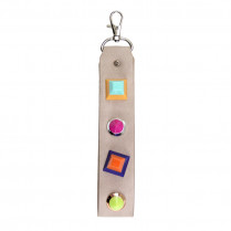 Keychain Colour Blocking