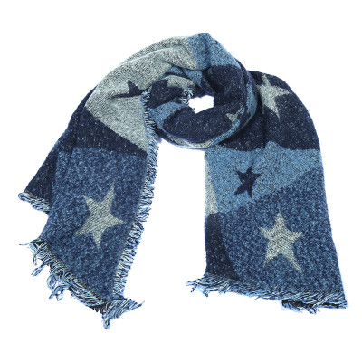 Scarf Happy Stars