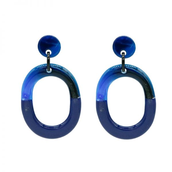 Boucles d'oreilles Art Circles Big