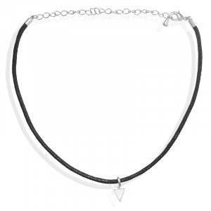 Necklace Choker Triangle