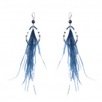 Oorbellen Chic Feathers