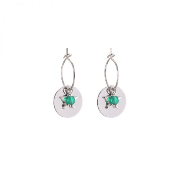 Earrings Twinkle Sweet Star and Coin