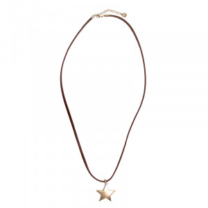 Necklace My Golden Star