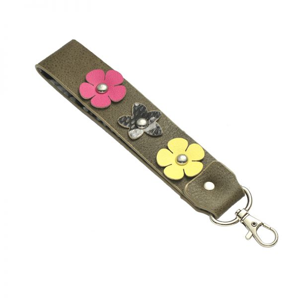 Keychain Flower Patch
