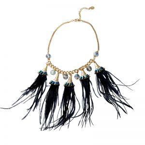 Necklace Feathers to Fly