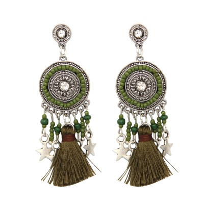 Earrings Indian Summer Vibes