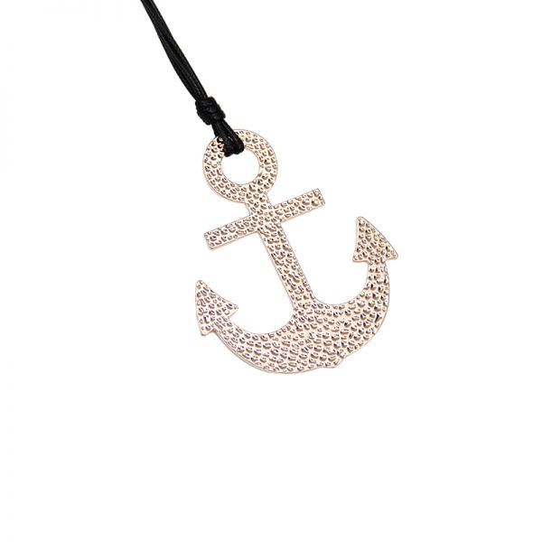 Necklace big anchor