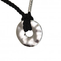 Necklace Silver Circle