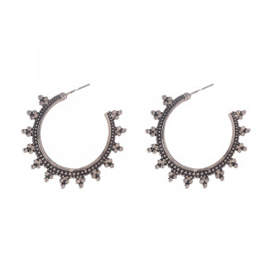 Oorbellen Fashionable Hoops