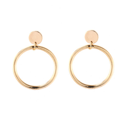 Earrings Chic Rounds