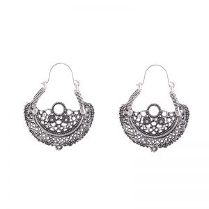 Earrings Ethnic Beauty