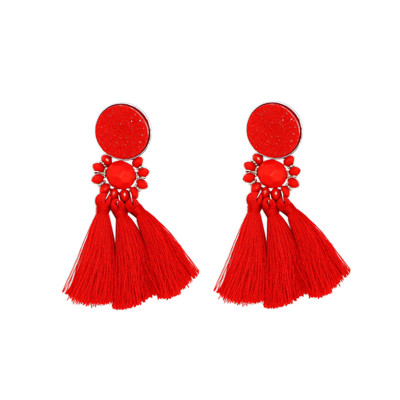 Oorbellen Party Tassel