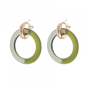 Oorbellen Statement Chic Circles