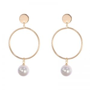 Earrings Posh Pearl