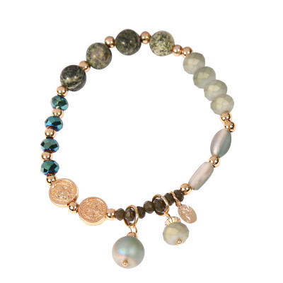 Armband Fall Stones and Coins