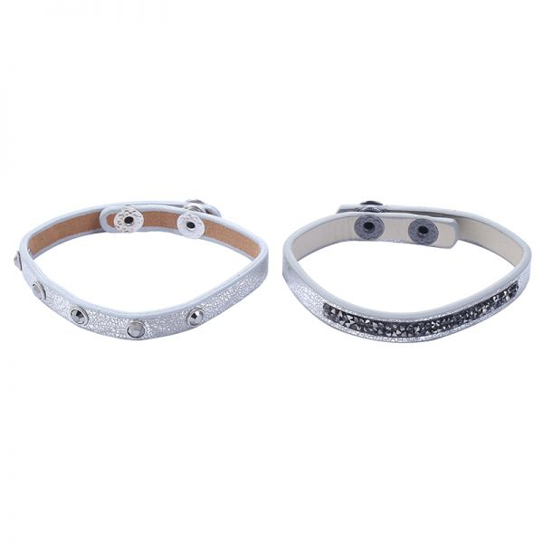 Armband Duo Bling