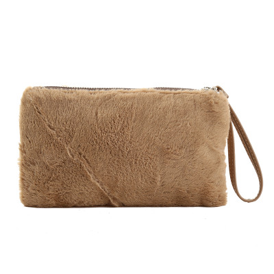 Make-up Bag Pretty Fake Fur