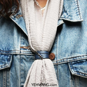 Scarf Belt Sweet Bling Studs
