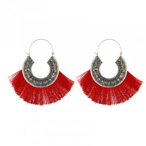 Earrings Tassel Mania