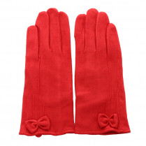 Gloves Chic Bow