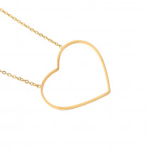 Necklace Fashion Heart