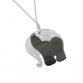 Necklace Elephant Amulet