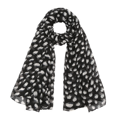 Scarf Fashion Leopard