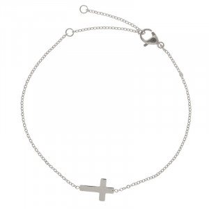 Bracelet Cross of Steel