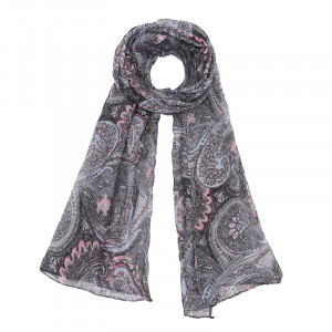 Scarf Paisley