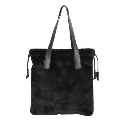 Tasche Lovely Fake Fur Shopper