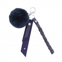 Keychain Fake Fur Party